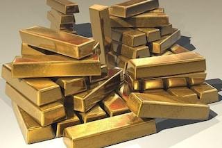 Svelato il mistero dell'origine profonda dell'oro: non proviene dalla crosta della Terra
