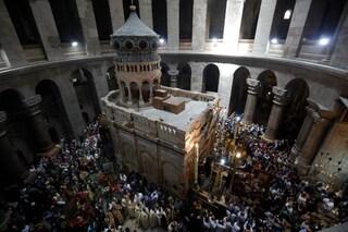 La tomba di Gesù e il mistero svelato dell'anno di costruzione: chi l'ha costruita