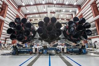 Com'è il razzo che ci porterà su Marte: Musk ci svela le prime attesissime foto
