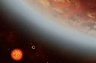 """Due """"super Terre"""" per la stella K2-18: una potrebbe ospitare acqua e vita"""