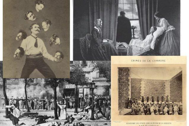 Esempi di fotomontaggi d'epoca. Come facevano senza Photoshop?