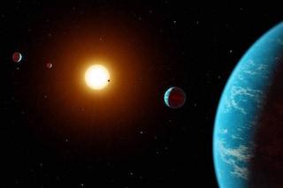 5 pianeti e una stella trovati con un computer di casa: la loro orbita è 'perfetta'
