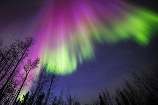Aurora boreale pulsante: ora sappiamo perché si formano queste luci danzanti