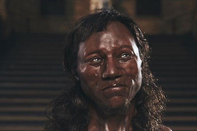 risalente a un nero britannico uomo
