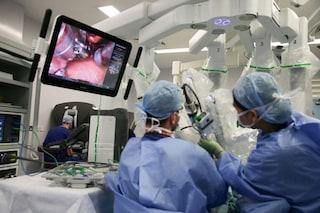 Perché togliere un tumore al polmone con un robot è un primato italiano