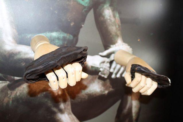 Guanti da boxe del 120 d.C. ci raccontano come combattevano i romani