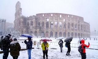 Cos'è Burian, il vento gelido dalla Siberia che ha portato la neve in Italia