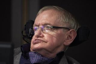 Le ultime volontà di Hawking: cos'è la Formula di Massa dei buchi neri che desiderava sulla lapide