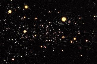 Acqua e vita aliena possibili su una Super Terra appena scoperta con altri 14 esopianeti