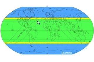 Stazione spaziale piena di sostanze tossiche in caduta libera: potrebbe colpire l'Italia entro marzo