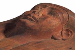 Sarcofago con 'sorpresa': creduto vuoto per 150 anni, aveva all'interno una mummia del 600 aC
