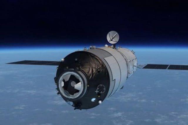 Stazione Spaziale Cinese cadrà sulla Terra: cos'è e perché è fuori controllo