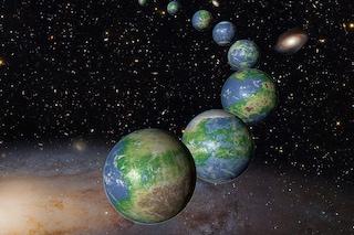 C'è un universo speculare al nostro al di là del Big Bang: la teoria che 'smonta' Hawking