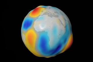 La Terra ha un secondo campo magnetico: è prodotto dalle maree e dalle correnti oceaniche
