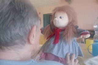 Doll Therapy a Torino per pazienti affetti da demenze: è la prima volta