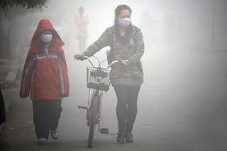 9 persone su 10 'soffocate' dallo smog: provoca 6,1 milioni di morti all'anno