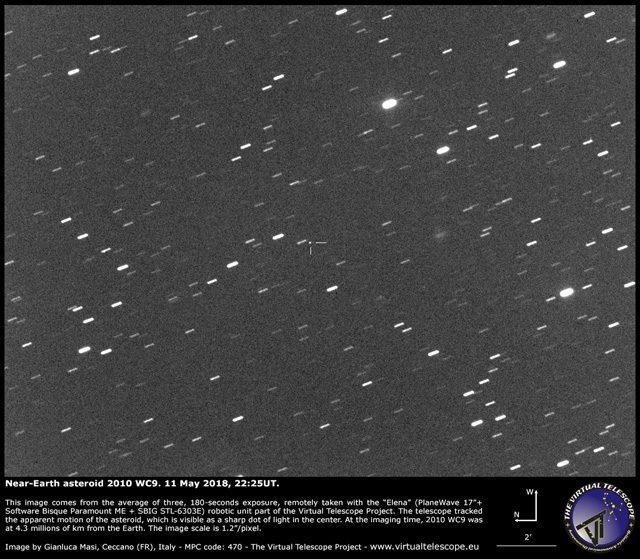 Credit: Gianluca Masi/Virtual Telescope Project