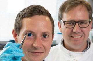 Prima cornea al mondo stampata in 3D da staminali umane: addio cecità per milioni di persone?