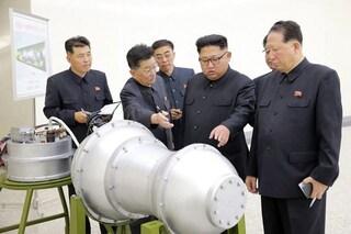 L'ultimo test nucleare della Corea del Nord ha spostato una montagna