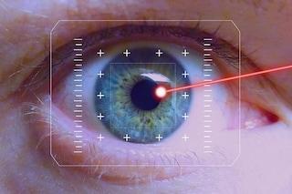 Sparare raggi laser dagli occhi come Superman è realtà: ma non serve a quello che pensi