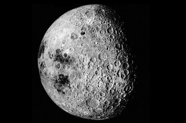Risultati immagini per foto sonda lunare cinese