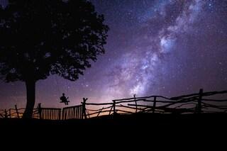 I gas della Via Lattea ruotano a ritmo di blues: ascolta la melodia della nostra galassia