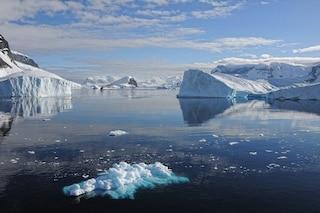 Il livello dei mari può salire di altri 4 metri con lo scioglimento dei ghiacciai dell'Antartide
