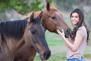 Non solo i cani, anche i cavalli capiscono le nostre emozioni: ecco come