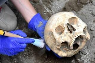 Il fuggitivo di Pompei non morì decapitato: svelato il mistero dal suo cranio