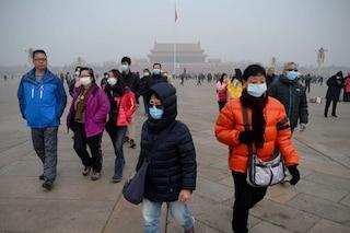 Inchiesta choc sull'inquinamento: in Cina emessi gas tossici e vietati che distruggono l'ozono