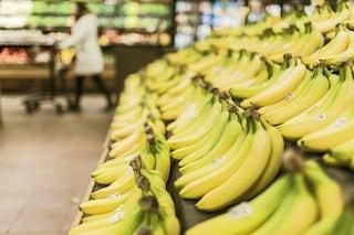 Il frigorifero 'ammazza' il gusto delle banane: ecco perché