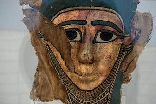 Il laboratorio di mummificazione e maschere di sepoltura 'spuntano' dopo 2.500 anni in Egitto