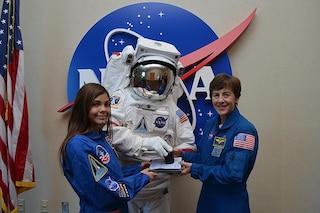 Alyssa, la 17enne sarà la prima persona a camminare su Marte? La NASA sembra puntare su di lei