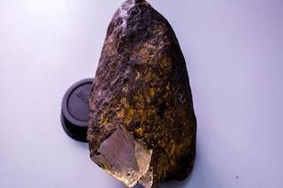 Minerale alieno in un un meteorite russo: è il durissimo uakitite finora sconosciuto