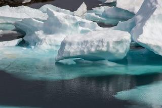 Trappola 'mortale' per l'Artico: enorme massa d'acqua calda rischia di sciogliere il ghiaccio
