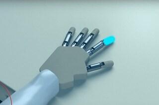 Per la prima volta un braccio robotico è stato percepito come naturale da due pazienti