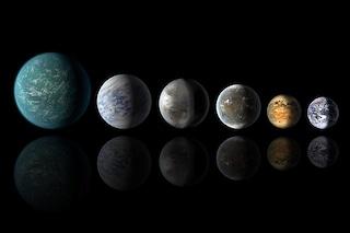 """Fino a 10 miliardi di pianeti """"gemelli"""" della Terra nella nostra galassia"""