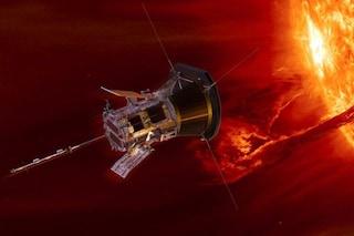 La sonda Parker Solar Probe è diventata l'oggetto più vicino al Sole costruito dall'uomo
