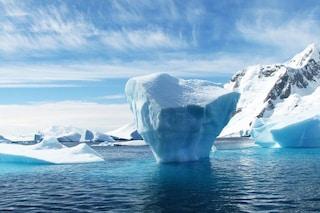 """Antartide, il """"gigante addormentato"""" rischia di sciogliersi: catastrofe con soli 2° in più"""