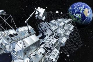 Un ascensore per lo spazio: al via i test del primo prototipo giapponese