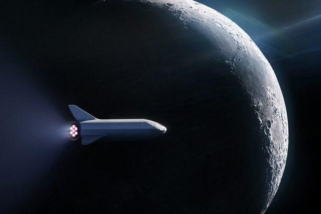 Venduto biglietto per la Luna: Elon Musk conferma il primo turista tra le stelle