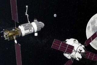 La stazione spaziale lunare avrà due moduli italiani: costruzione al via nel 2020