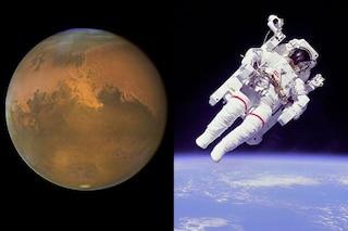 I viaggi verso Marte sono mortali: danni permanenti all'intestino e cancro per gli astronauti