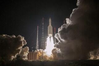BepiColombo, lanciata con successo la prima missione europea verso Mercurio
