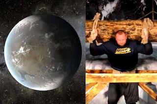 La gravità uccide: 'Montagna' de Il Trono di Spade svela i limiti umani