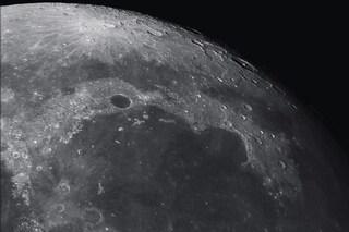 Tesoro nascosto sulla Luna: scienziati ipotizzano vasti depositi di metalli preziosi in profondità