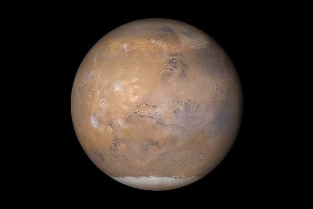 Credit: Credit: NASA/JPL/Malin Space Science Systems
