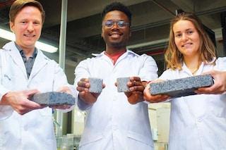 Creati i primi bio-mattoni fatti di urina umana grazie a tecnica rivoluzionaria