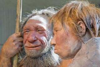 La storia del bimbo Neanderthal mangiato da un uccello gigante: trovati resti di dita