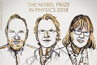 Premio Nobel per la Fisica 2018: vincono Ashkin, Mourou e Strickland per la fisica dei laser